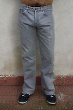 CK CALVIN KLEIN JEANS LOOSE Comfort Fit Grey Denim Flared w32 Very Good