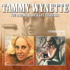 Tammy Wynette - You & Me / Let's Get Together [New CD] UK - Import