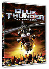 Blue Thunder - The Complete Series (DVD, 2010, 3-Disc Set)