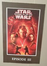Star Wars Collector's Episode 3 Revenge of the Sith Poster (17x11)