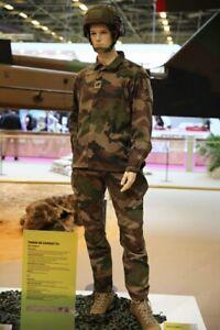 Tenue Militaire FÉLIN F3 2Vests  Et 2Pantalons Grande  Tailles