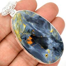 Pietersite 925 Sterling Silver Pendant Jewelry PTCP772
