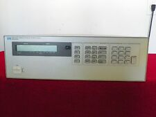 Agilent HP 6628A Dual Precision  Power Supply, 50W, NIST cal w/DATA - 8 in stock