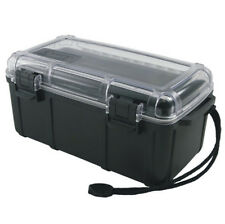 NEW OTTERBOX 3500 WATERPROOF CASE, BLACK / CLEAR TOP, INJECTION MOLDED