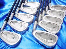 Perfect 10pc MIURA CB-2001 Forged R-flex IRONS SET Golf Clubs inv 1187