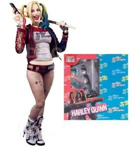 "Harley Quinn Suicide Squad DC Comics 6"" Action Figure SH Figuarts Bandai 30"