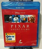 Pixar Short Films Collection VOL.1  (NEW, BLU-RAY+DVD COMBO) REGION A, ANIMATION