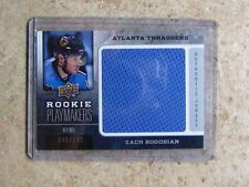08-09 UD Serie 2 Rookie RC Playmakers ZACH BOGOSIAN /100