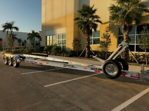 NEW ALUMINUM BOAT TRAILER 20000 LBS - 35 to 36Ft Boats