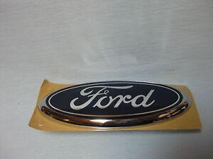 Original Ford Emblem Pflaume 1779943  für Focus II und CC Heckklappe 2004-2008