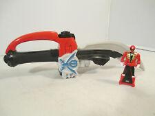Power Rangers Super Megaforce Deluxe Saber Red Sword w/ Key