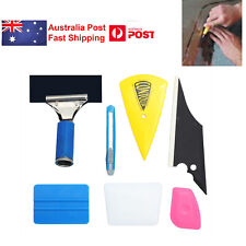 Window Tinting Tendon Tool Kit for Auto Car Squeegee Tint Film House 7x Tool Set