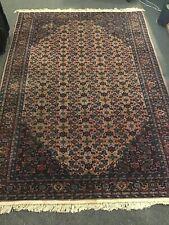 "ANTIQUE BIJAR? RUG CLASSIC VILLAGE WOVEN Wool Rug Carpet 6' 9"" By 9' 7"""