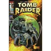 Tomb Raider: The Series #10 in Near Mint condition. Image comics [*i5]