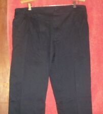 Lee Jeans Denim black Jeans Men's 38 x 32 Cotton Poly Pepper Wash Comfort Stretc