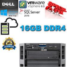 Dell PowerEdge T630 E5-2603 v3 1.6GHz 16 GB DDR4 1 GB 4 TB garantía de Dell PERC H730