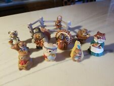 Lot of 10 Hallmark Merry Miniatures - Thanksgiving!