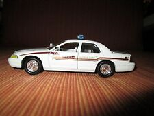 Custom Road Champs 1/43 scale Frederick County,VA Sheriff 2000 Ford Crown Vic