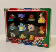 Bandai Pokemon Kids Special Set Japanese Sealed 11 Figure Dragonite - 1997