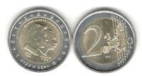 2 Euro Gedenkmünze 2005 Luxemburg Großherzog Adolphe