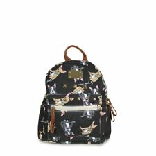 MISS MELODY SMALL KIDS PUG BACKPACK BLACK