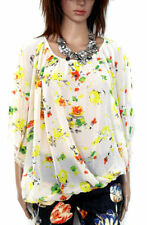 City Chic Tunic Floral Tops & Blouses for Women