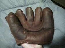 Vintage Glove 1940s MacGregor Goldsmith Eddie Miller Model G112