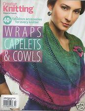 Prix réduit creative knitting magazine nouveau et inutilisé £ 9.99