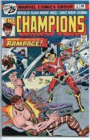 Champions 1975 series # 5 very fine comic book