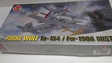 TA 154 FW190 Mistel 1/72 Modèle Kit Luftwaffe missile Bomber Luft 46