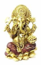 Ganesh Statues Hindu Goodluck God Lord of Prosperity & Fortune Sculptures, New,