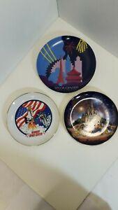 3 AMERICAN ICONS -- EPCOT CENTRE -- KENNEDY SPACE CENTRE -- MAGIC KINGDOM 2000