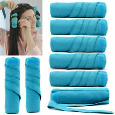 New Nighttime Magic Hair Curlers Spiral Sleep Hair Rollers Curls DIY Curly Kit