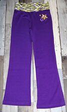 ~ ATH SPORT ~ Pantalon de jogging violet Fille 8 ans ~ NEUF