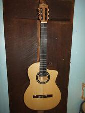 Cordoba GK Pro Acoustic Electric Nylon String Flamenco Classical Guitar w/ HSC