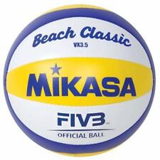 """Mikasa D35 Mini FIVB Game Volleyball Outdoor Volleyballs Sports """" Outdoors Team"""