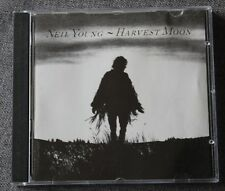 Neil Young, harvest moon, CD