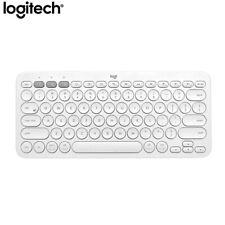 Logitech K380 Wireless Bluetooth Ultra Thin Mini Mute Keyboard Portable Multi