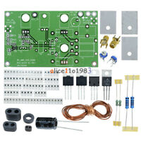 DIY Kit 45W SSB Linear Power Amplifier CW FM HF Radio Transceiver Shortwave