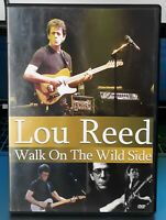 LOU REED - Walk On The Wild Side  DVD 2007