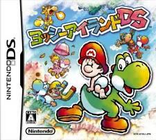 Yoshi's Island DS  NTSC-J  JPN JAP JAPAN  NINTENDO DS