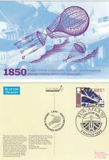 (48404) GB Aircard Postcard CP127 33p Balloon EUR-APEX London SW1 1993