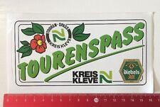 Aufkleber/Sticker: Diebels Alt - Tourenspass Kreis Kleve (190516107)