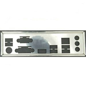 NEW I/O Shield For GIGABYTE B365M DS3H Motherboard Backplate IO