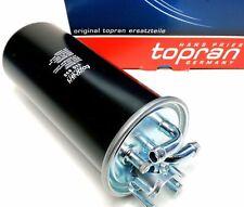 ORIGINAL TOPRAN Kraftstofffilter Dieselfilter AUDI A6 C6 2,7 3,0 TDI