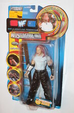 WWE Jeff Hardy Wrestlemania XVII Action Figure Jakks Titan Tron Live Rebellion