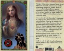 Military Prayer Cards eBay - US Marine Corps Praying For Our Loved One HC9-517E