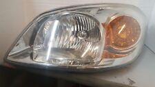 Left  Headlight Assembly For Chevy Cobalt