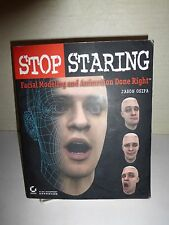 Stop Staring : Facial Modeling and Animation Done Right Jason Osipa (2003)+CD19