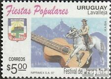 Uruguay 2242 (complete.issue.) unmounted mint / never hinged 1997 Festivals
